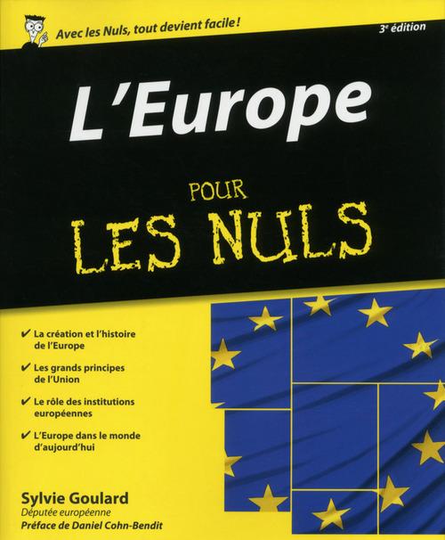 L'Europe pour les nuls (3e édition)