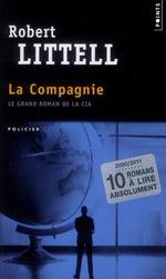 Couverture de La compagnie (10 ans, 10 livres)