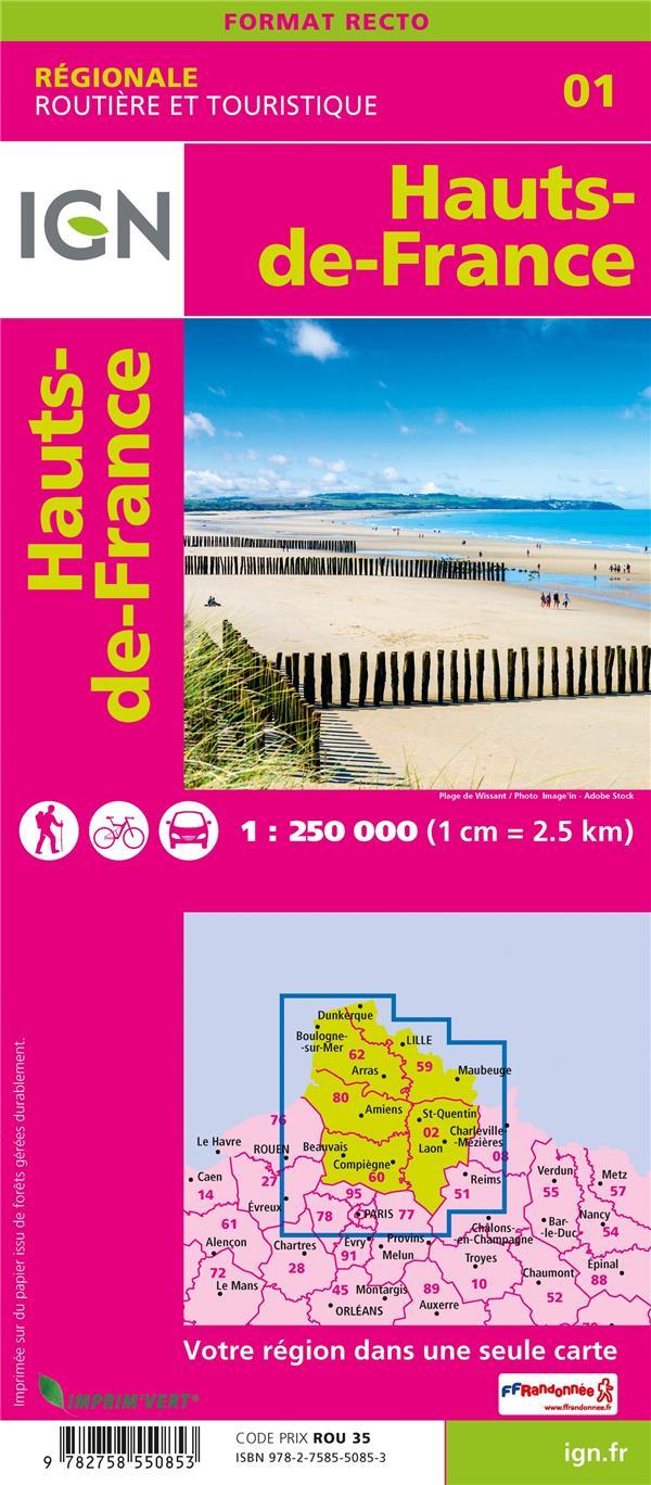 NR01 ; Hauts-de-France (2e édition)