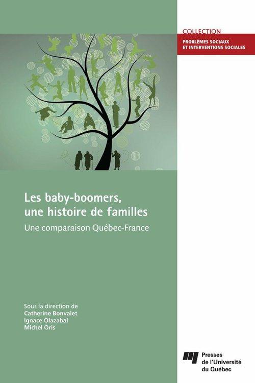 Baby boomers une histoire de familles