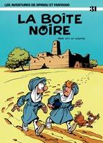 Spirou et Fantasio - Tome 31 - LA BOITE NOIRE  - Nic - Raoul Cauvin