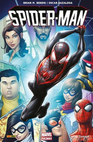 Spider-Man all-new all-different T.4