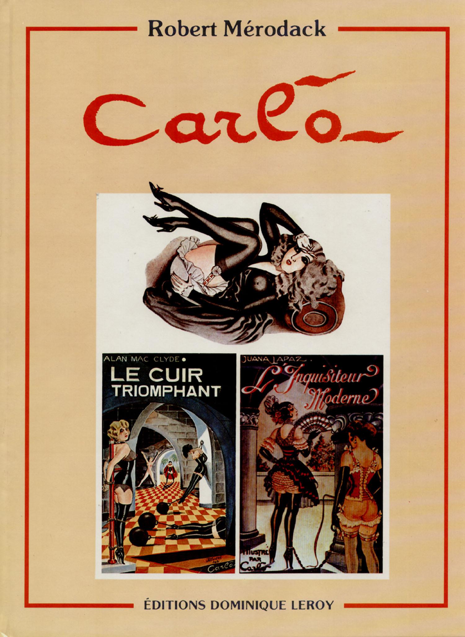 Carlo ; recueil de dessins
