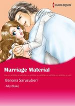 Vente EBooks : Harlequin Comics: Marriage Material  - Ally Blake - Banana Sarusuberi