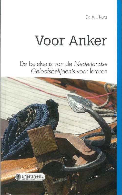De Banier Media > Books Voor Anker – A.J. Kunz – ebook