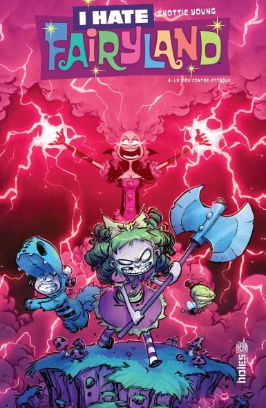 I HATE FAIRYLAND TOME 4 YOUNG SKOTTIE