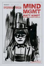Couverture de Mind Mgmt Rapport D'Operations 2/3 - Espionnage Mental Et So