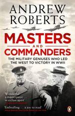 Vente Livre Numérique : Masters and Commanders  - Andrew ROBERTS