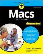 Vente Livre Numérique : Macs For Seniors For Dummies  - Mark L. CHAMBERS