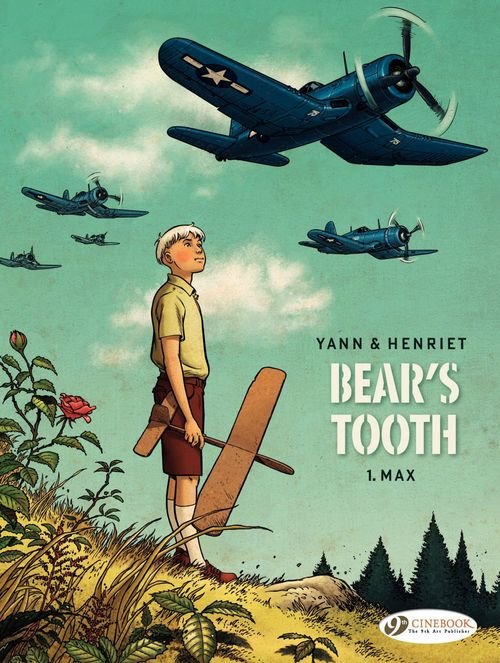 Bear's tooth T.1 ; Max