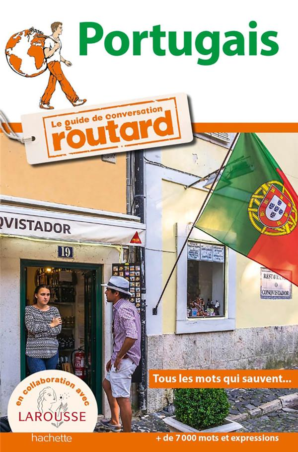 LE GUIDE DE CONVERSATION ROUTARD  -  PORTUGAIS