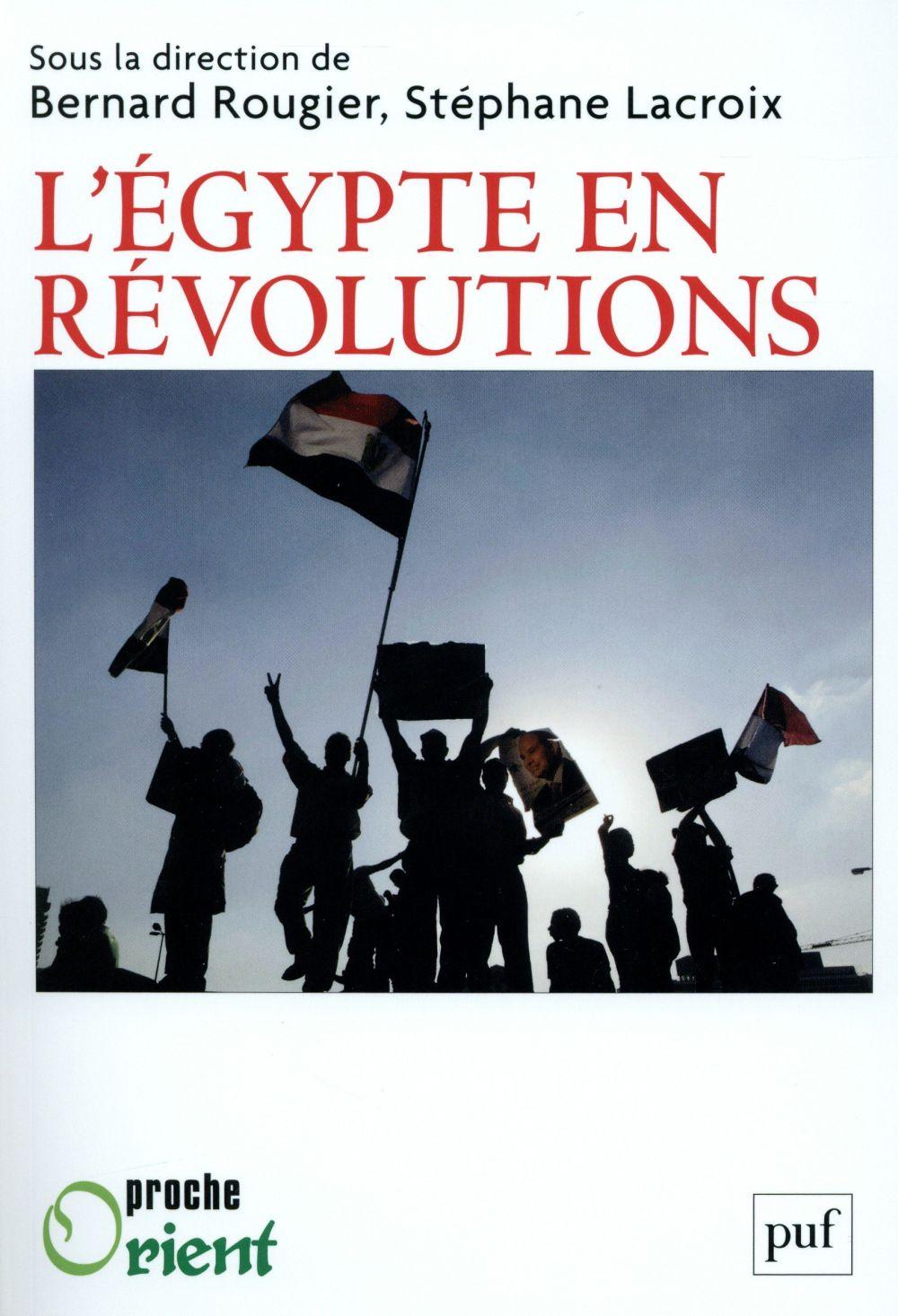 l'Egypte en révolutions