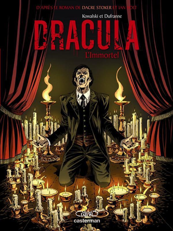 Dracula l'immortel t.2