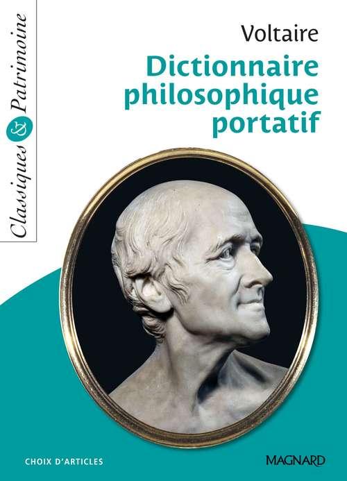 Dictionnaire philosophique portatif