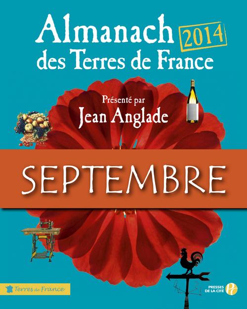 Almanach des Terres de France 2014 Septembre