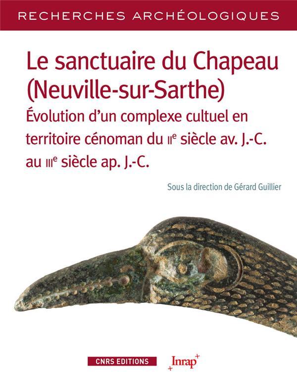 Recherches archeologiques n.19 ; les sanctuaires du chapeau (neuville-sur-sarthe)