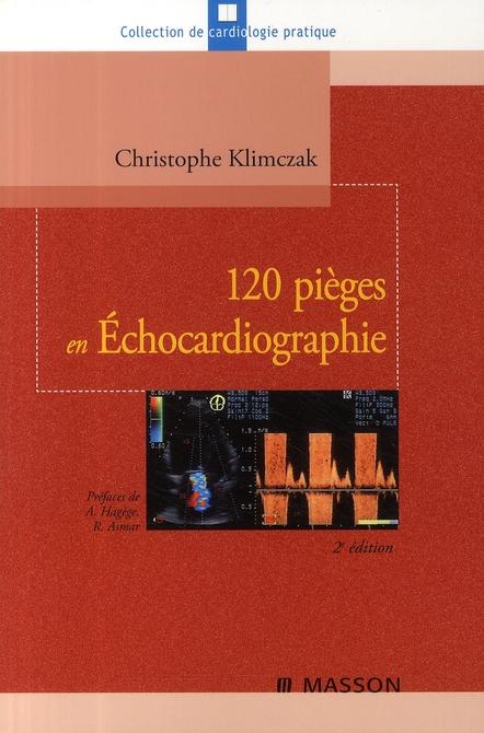 120 Pieges En Echocardiographie