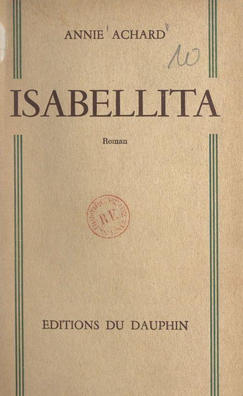 Isabellita