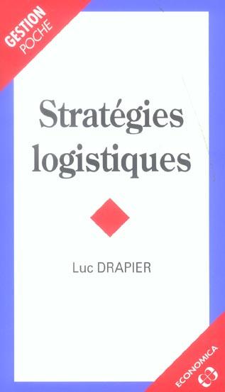 Strategies Logistiques