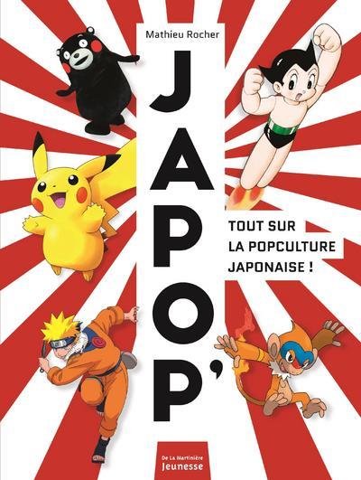 Japop' ; tout sur la popculture japonaise !