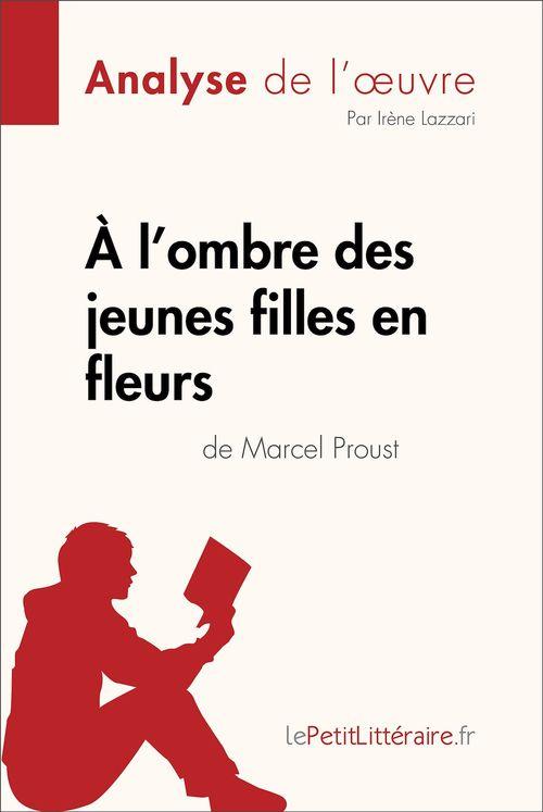 À l'ombre des jeunes filles en fleurs de Marcel Proust (Analyse de l'oeuvre)
