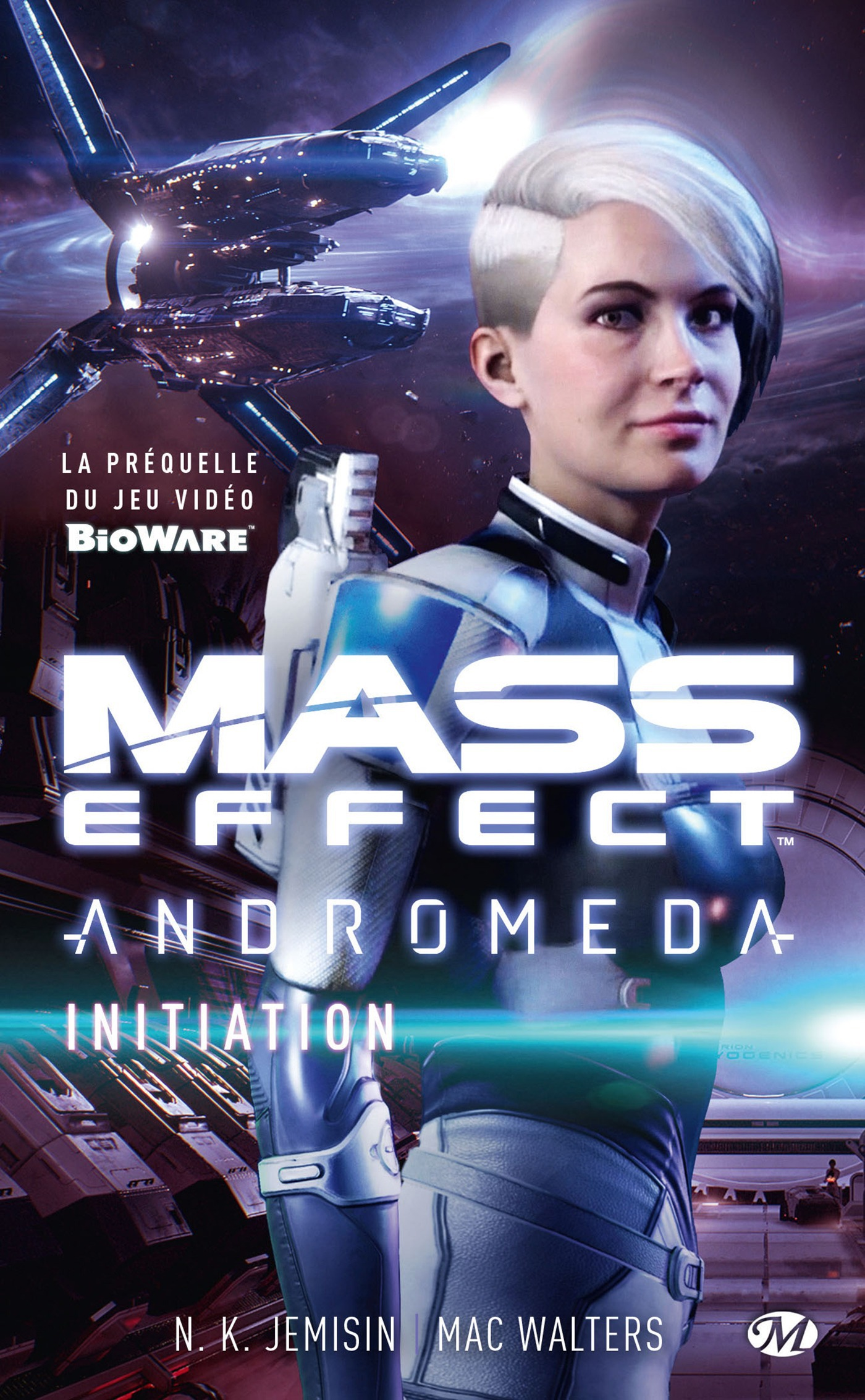 Mass Effect - Andromeda ; initiation