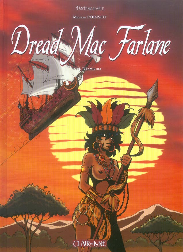 Dread Mac Farlane t.4 ; Nyambura