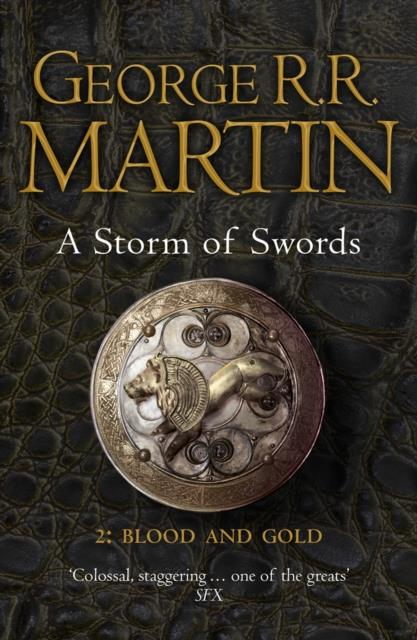 GAME OF THRONES TOME 3 (VOL 2): STORM OF SWORDS MARTIN, GEORGE R R