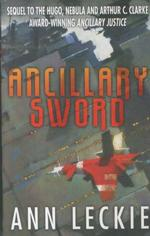 Vente EBooks : Ancillary Sword  - Ann Leckie