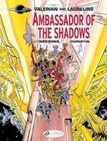 Vente Livre Numérique : Valerian & Laureline - Volume 6 - Ambassador of the Shadows  - Pierre Christin