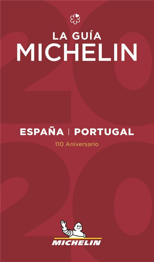 Espana & Portugal ; la guia Michelin (édition 2020)