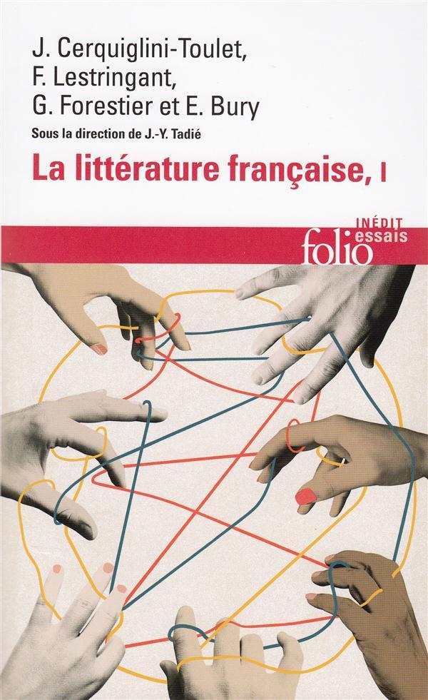 La Litterature Francaise T1