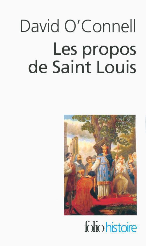 Les propos de Saint Louis