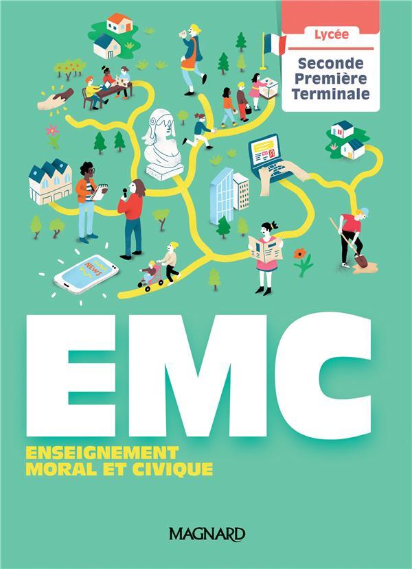 enseignement moral et civique ; 2de 1re terminale ; manuel de l'élève (édition 2020)