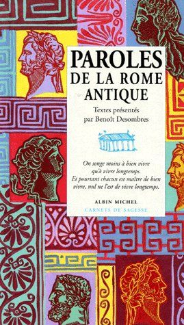 Paroles de la Rome antique