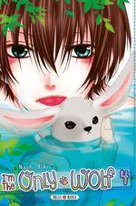 Vente Livre Numérique : I'm the only wolf T04  - Nachi Yuki