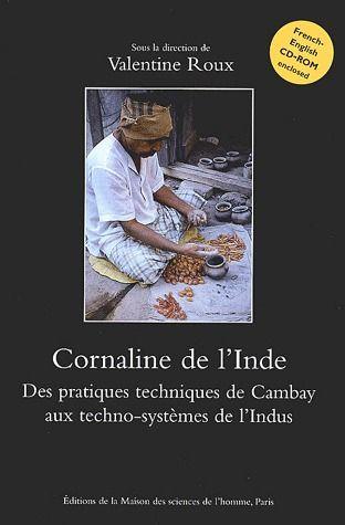 cornaline de l'Inde ; des pratiques techniques de Cambay aux techno-systèmes de l'Indus