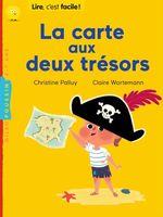 Vente Livre Numérique : La carte aux deux trésors  - Christine Palluy