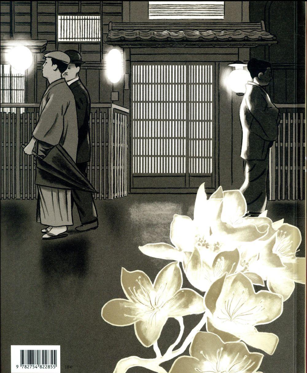 Geisha, ou le jeu du shamisen T.2