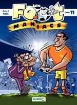 Vente Livre Numérique : Les Footmaniacs  - Jenfèvre - Olivier Sulpice - Christophe Cazenove