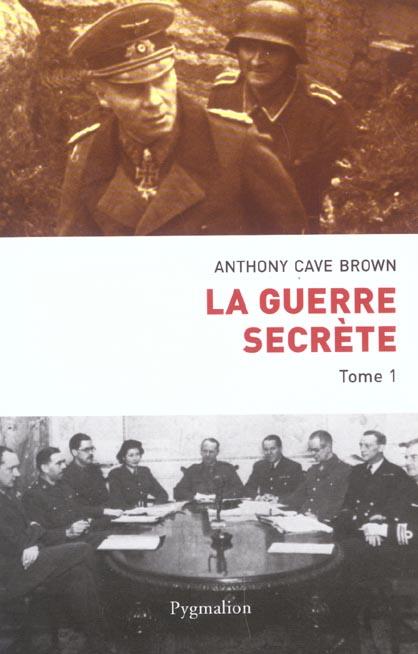 Histoire - t01 - la guerre secrete