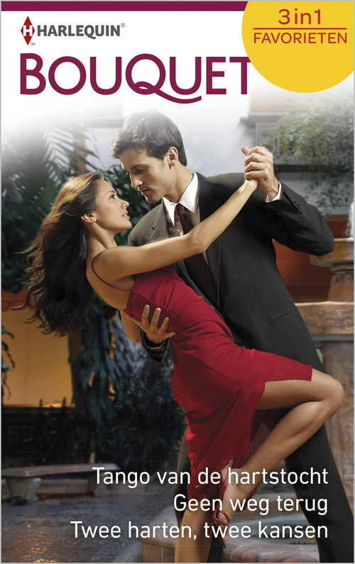 Tango van de hartstocht ; Geen weg terug ; Twee harten, twee kansen (3-in-1)