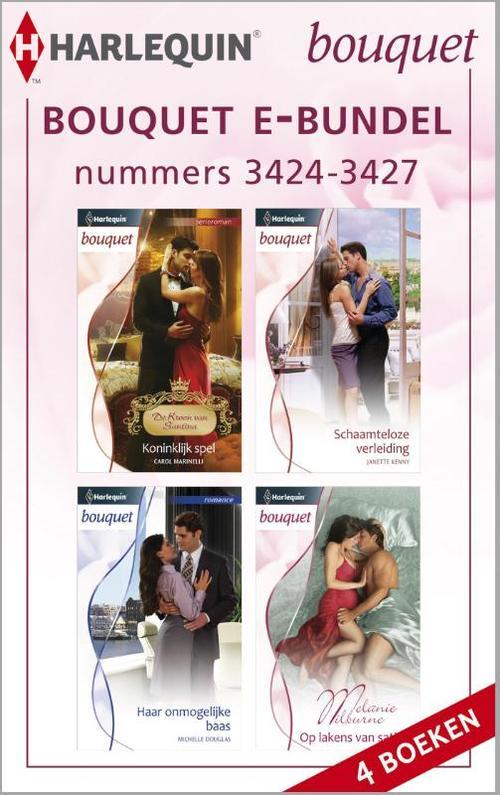 Bouquet e-bundel nummers 3424-3427 (4-in-1)