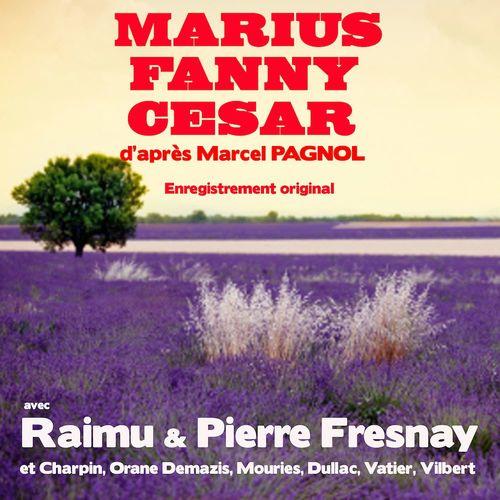 Marius, Fanny, César