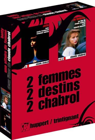 DUOS CHABROL N. 2 : BETTY / UNE AFFAIRE DE FEMME
