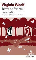 Vente Livre Numérique : Rêves de femmes  - Virginia Woolf