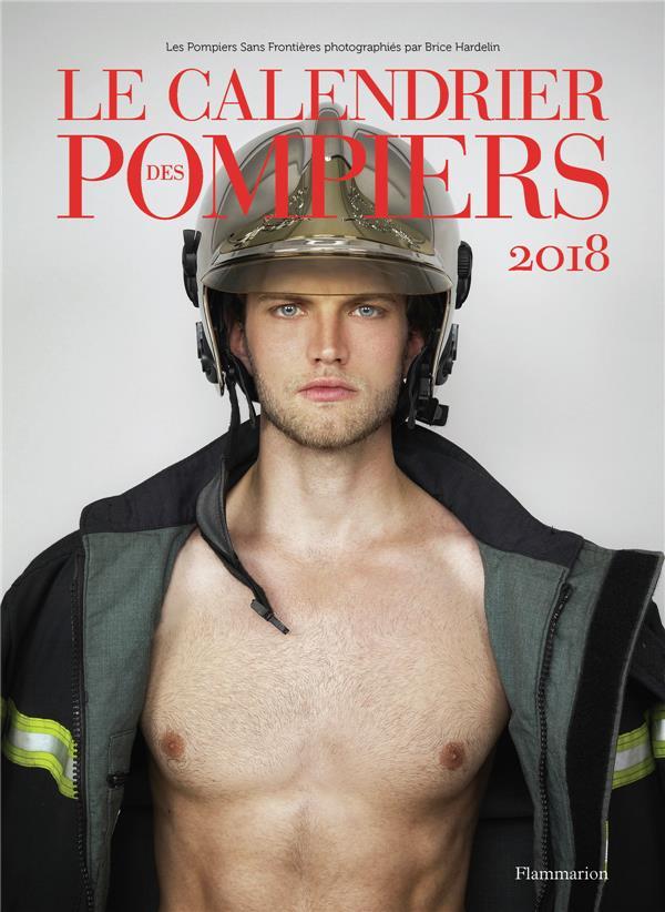 Le calendrier des pompiers 2018