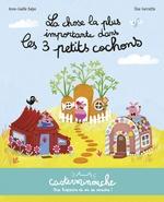 Vente EBooks : Casterminouche - La Chose la plus importante dans les trois petits cochons  - Anne-Gaëlle Balpe