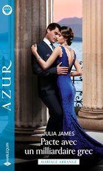 Vente EBooks : Pacte avec un milliardaire grec  - Julia James