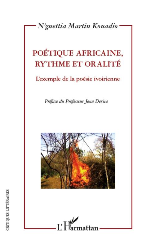 Poétique africaine, rythme et oralité ; l'exemple de la poésie ivoirienne